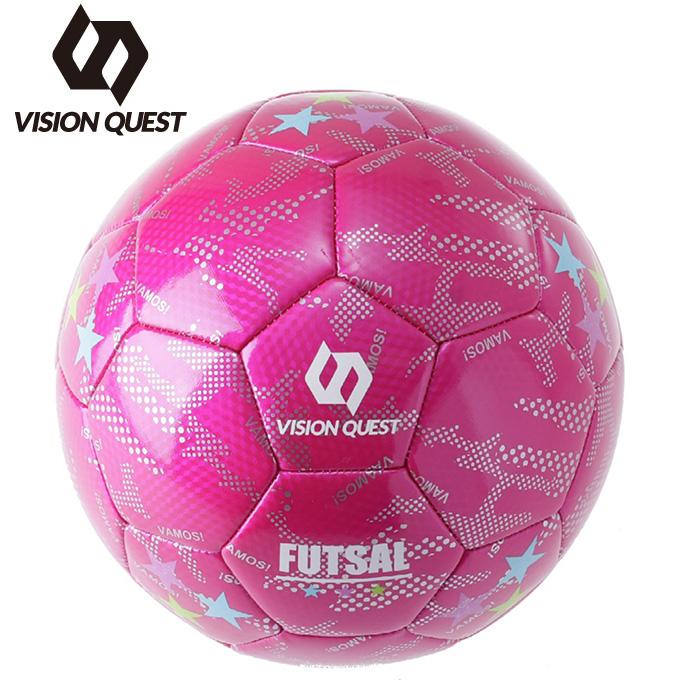 購入後レビュー記入でクーポンプレゼント中 フットサルボール VQ540102H02 VISION 海外並行輸入正規品 QUEST ビジョンクエスト 2020秋冬新作