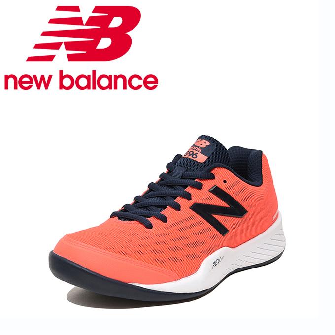 ニューバランス テニスシューズ オムニクレー レディース WCO896 W2 WCO896W2 new balance