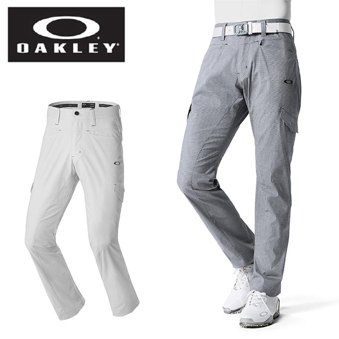 オークリー ゴルフウェア ロングパンツ メンズ SKULL SEQUENCE STRAIGHT 3.0 422509JP OAKLEY