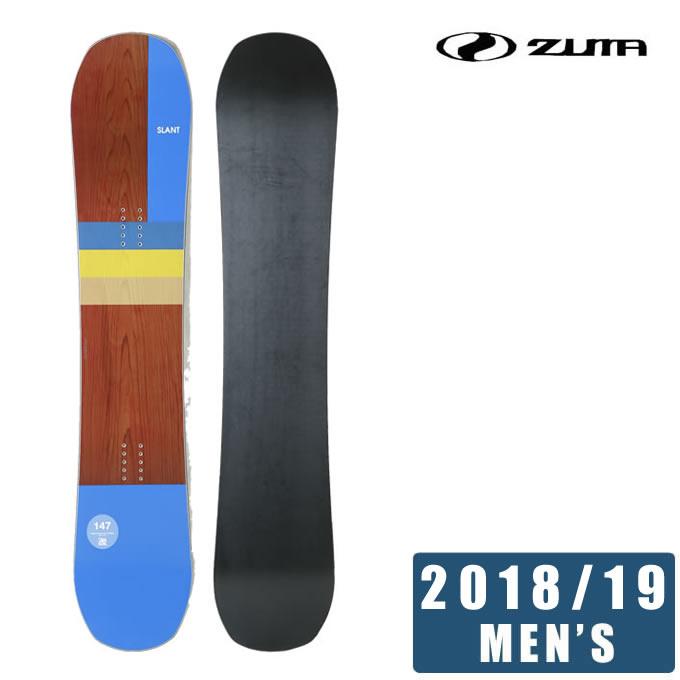 【ポイント3倍 10/11 8:59まで】 ツマ ZUMA スノーボード 板 メンズ SLANT