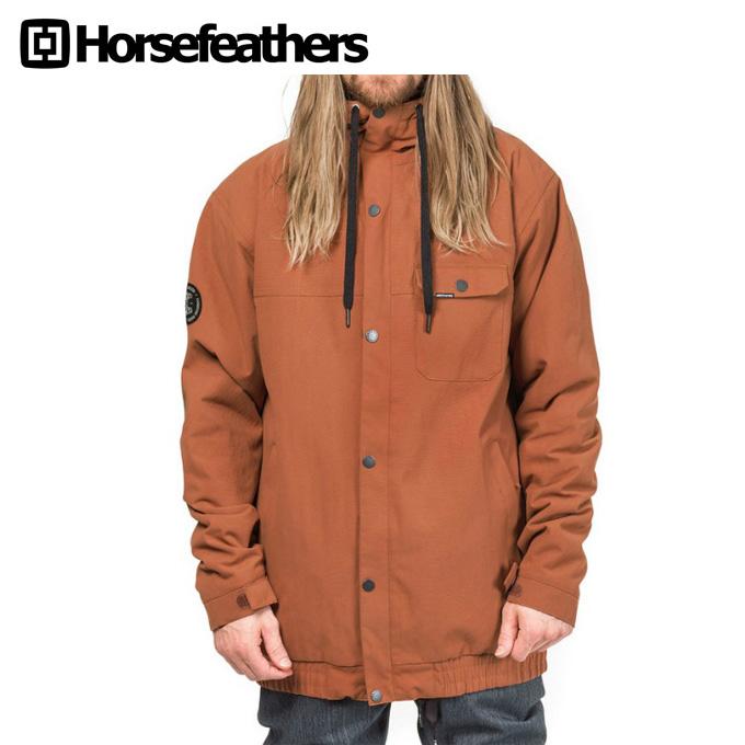 ホースフェザーズ Horsefeathers スノーボードウェア ジャケット メンズ RAVEN EIKI JACKET レイヴンエイキジャケット OM233F