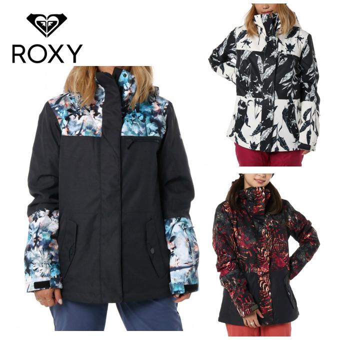 【ポイント3倍 10/11 8:59まで】 ロキシー ROXY スノーボードウェア ジャケット レディース ROXY JETTY BLOCK NP JK ERJTJ03178