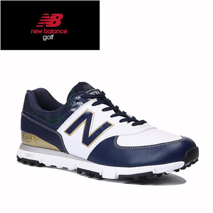 ニューバランス ゴルフシューズ スパイクレス メンズ MGS574NT new balance