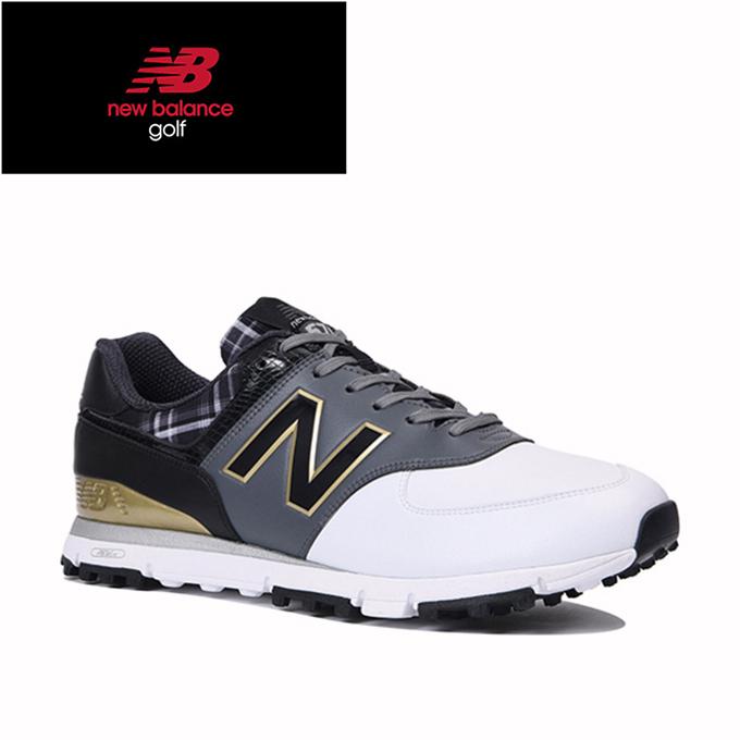 ニューバランス ゴルフシューズ スパイクレス メンズ MGS574GT new balance