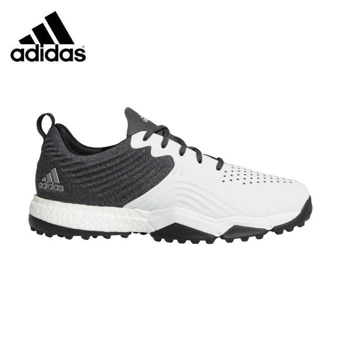 アディダス ゴルフシューズ スパイクレス メンズ アディパワー フォージド S B37173 BAY92 adidas