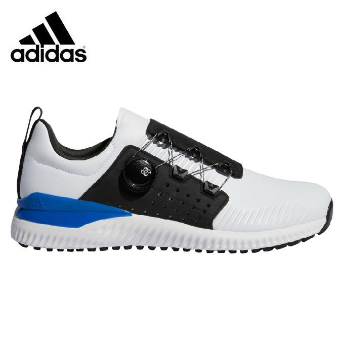 アディダス ゴルフシューズ スパイクレス メンズ adicross bounce Boa アディクロス バウンス ボア F33573 WI967 adidas