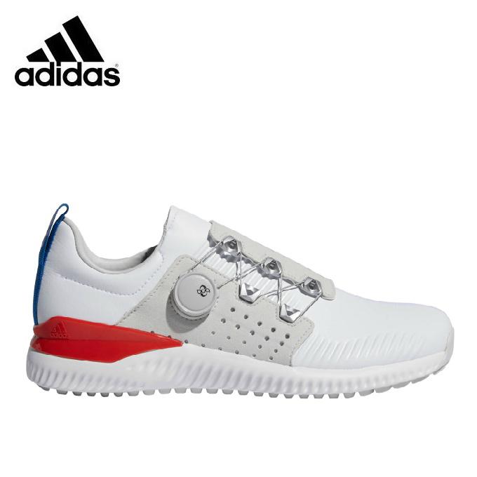 アディダス ゴルフシューズ スパイクレス メンズ adicross bounce Boa アディクロス バウンス ボア F33572 WI967 adidas
