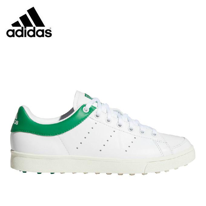アディダス ゴルフシューズ スパイクレス レディース アディクロス クラシック D97784 WI992 adidas