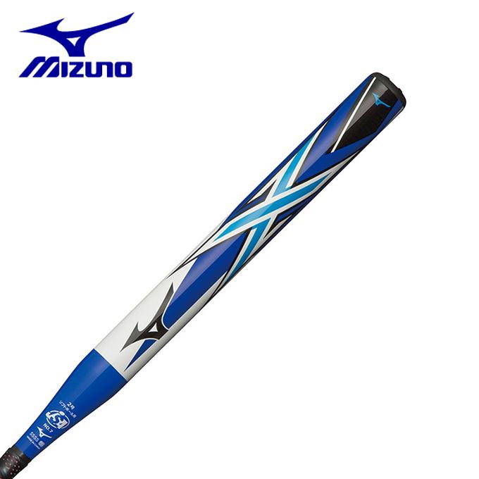 ミズノ ソフトボールバット 1号用 2号用 メンズ レディース ソフトボール用X 1CJFS61180 MIZUNO