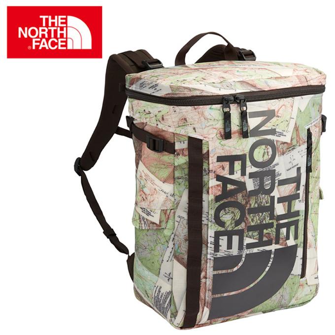 ノースフェイス バックパック メンズ レディース BCヒューズボックスII Fuse Box NM81817 WT THE NORTH FACE