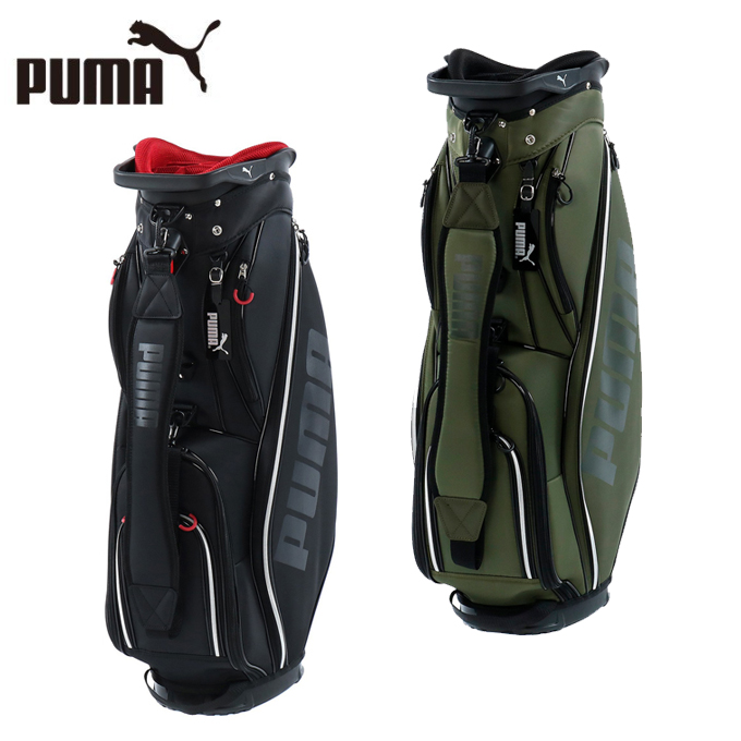 プーマ キャディバッグ メンズ CB アドバンス 867735 PUMA