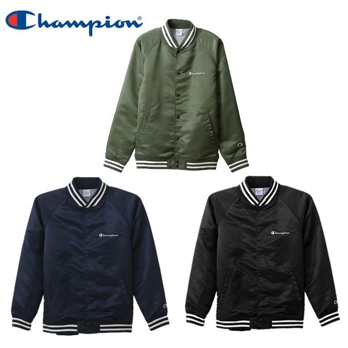 チャンピオン Champion アウター ジャケット メンズ ベースボールジャケット C3-J619