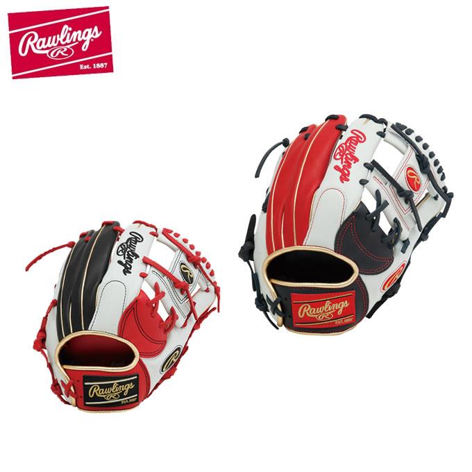 ローリングス Rawlings 野球 一般軟式グラブ 内野手用 メンズ レディース 軟式用HOH GOLD GR8FHG44