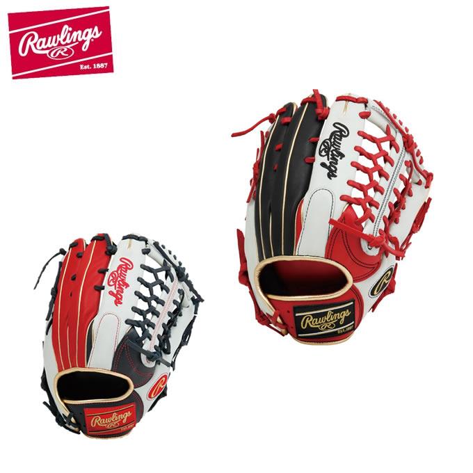 ローリングス Rawlings 野球 一般軟式グラブ 外野手用 メンズ レディース 軟式用HOH GOLD GR8FHG7