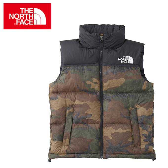 ノースフェイス ベスト メンズ ノベルティーヌプシベスト Novelty Nuptse Vest ND91844 DF THE NORTH FACE