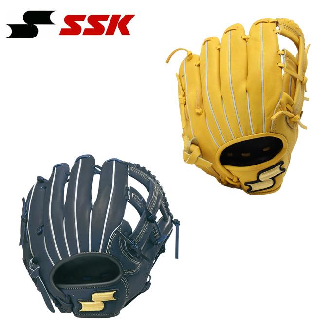 エスエスケイ SSK 野球 一般軟式グラブ オールラウンド用 メンズ レディース スーパーソフト 軟式オールラウンド用 SSG850F