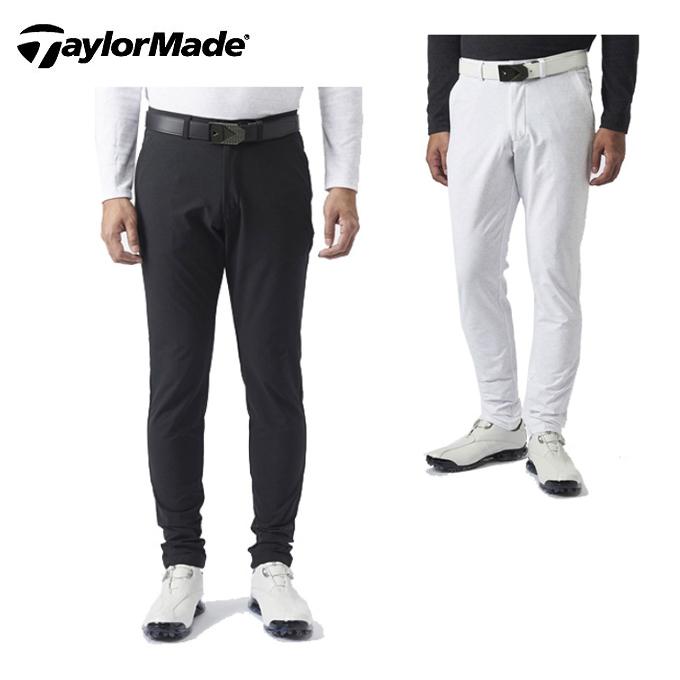 テーラーメイド TaylorMade ゴルフウェア ロングパンツ メンズ シーズナル グラフィック テーパードパンツ KX711