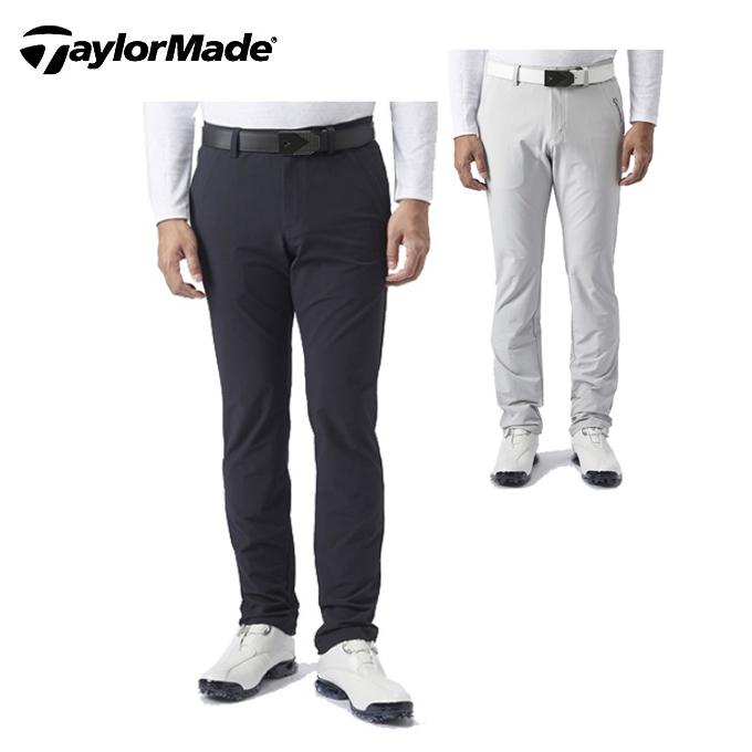 テーラーメイド TaylorMade ゴルフウェア ロングパンツ メンズ ベーシック ナイロンロングパンツ KX714