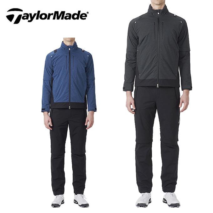 テーラーメイド TaylorMade ゴルフ レインウェア上下セット メンズ レインスーツ KL927