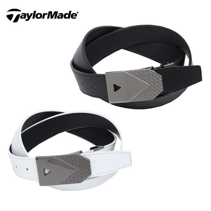 テーラーメイド TaylorMade ゴルフ ベルト メンズ レザーベルト KX624