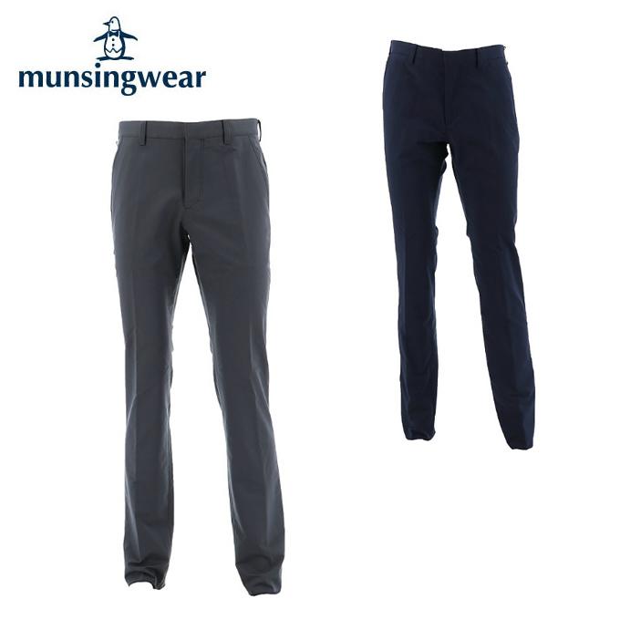 マンシング Munsingwear ゴルフウェア ロングパンツ メンズ レクタスヒートナビストレッチパンツ MGMMJD08