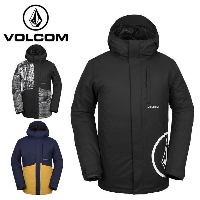 ボルコム VOLCOM スノーボードウェア ジャケット メンズ 17 FORTY INS JACKET G0451908