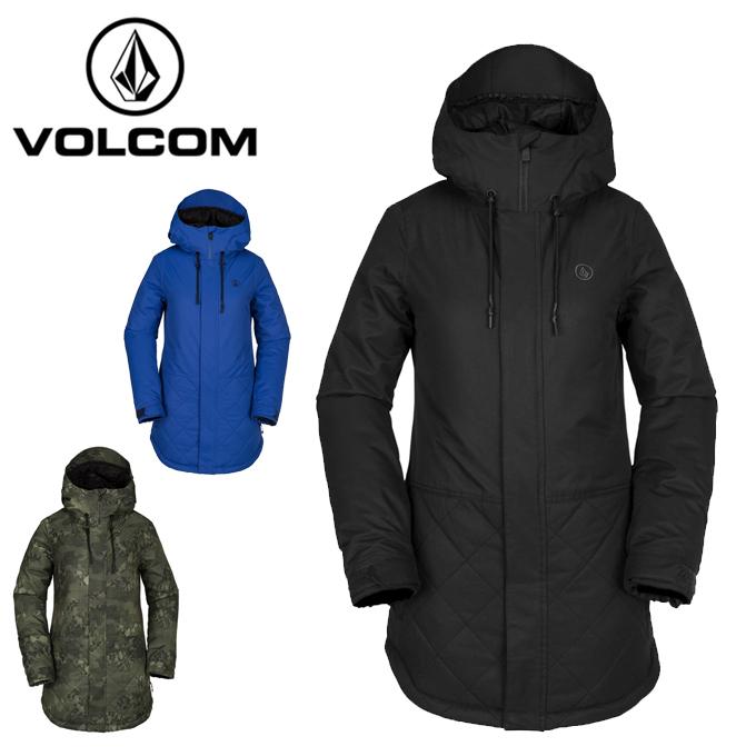 ボルコム VOLCOM スノーボードウェア ジャケット レディース WINROSE INS JACKET H0451907