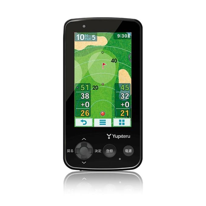 ユピテル Yupiteru ゴルフ GPSナビ ゴルフナビ YGN6200
