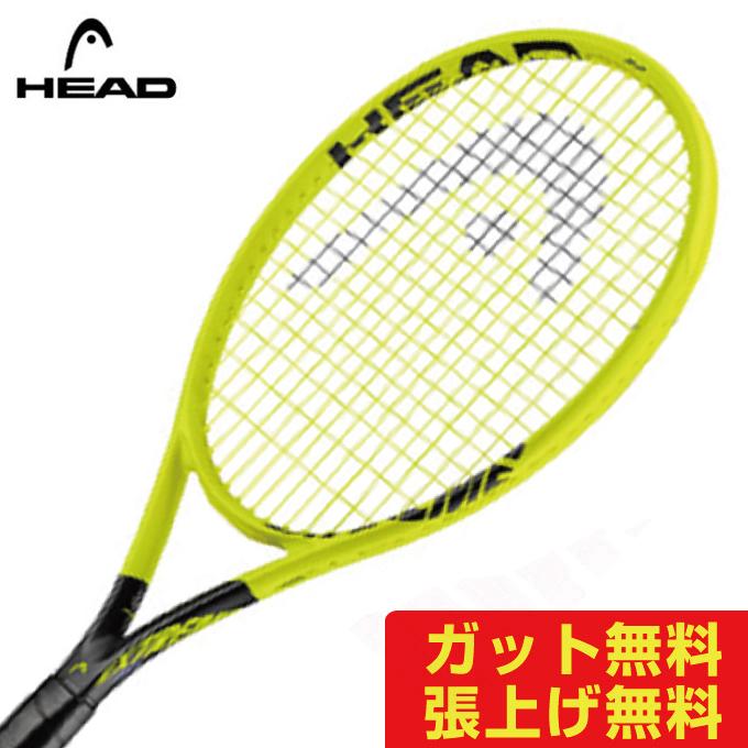 【5/5はクーポンで1000円引&エントリーかつカード利用で5倍】 ヘッド 硬式テニスラケット エクストリームMP 2019 EXTREME MP 236118 HEAD メンズ レディース