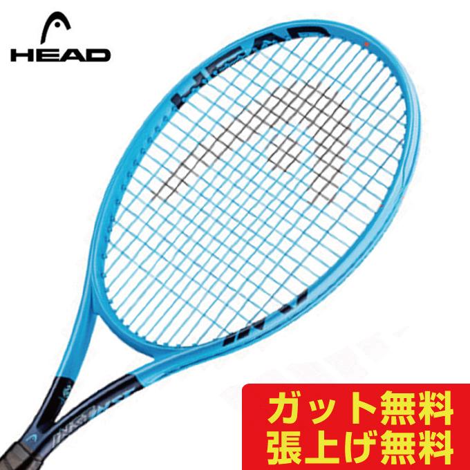 ヘッド 硬式テニスラケット インスティンクトS Instinct S 230839 HEAD メンズ レディース