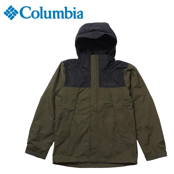 コロンビア アウトドア ジャケット メンズ ウッドロード JK PM5602 213 Columbia