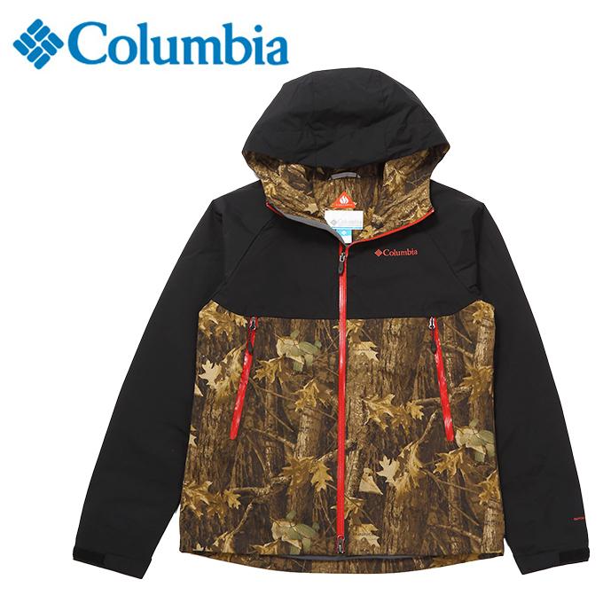 コロンビア アウトドア ジャケット メンズ デクルーズサミットハンティングPJK PM3401 939 Columbia