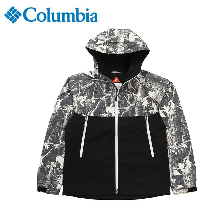 コロンビア アウトドア ジャケット メンズ デクルーズサミットハンティングPJK PM3401 941 Columbia