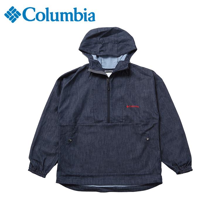 コロンビア アウトドア ジャケット メンズ テントヒルデニムアノラック PM3414 465 Columbia