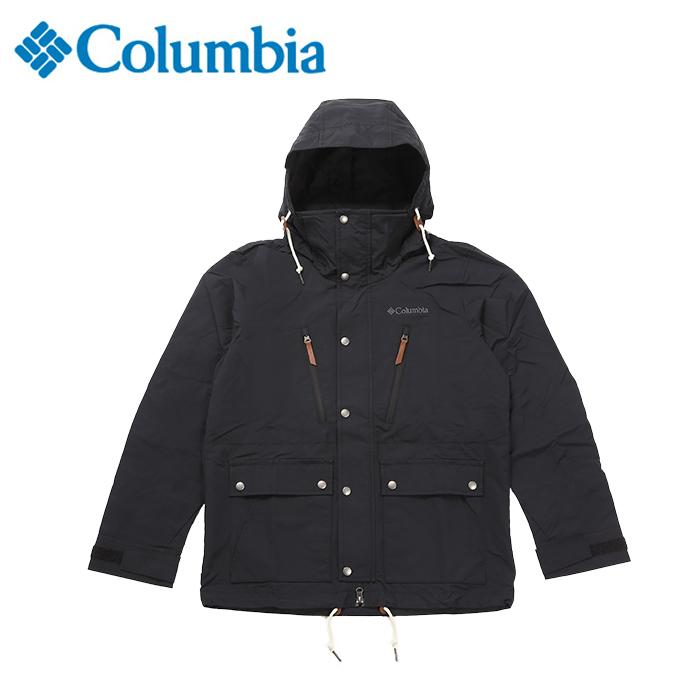 コロンビア アウトドア ジャケット メンズ ビーバークリーク JK PM3391 010 Columbia