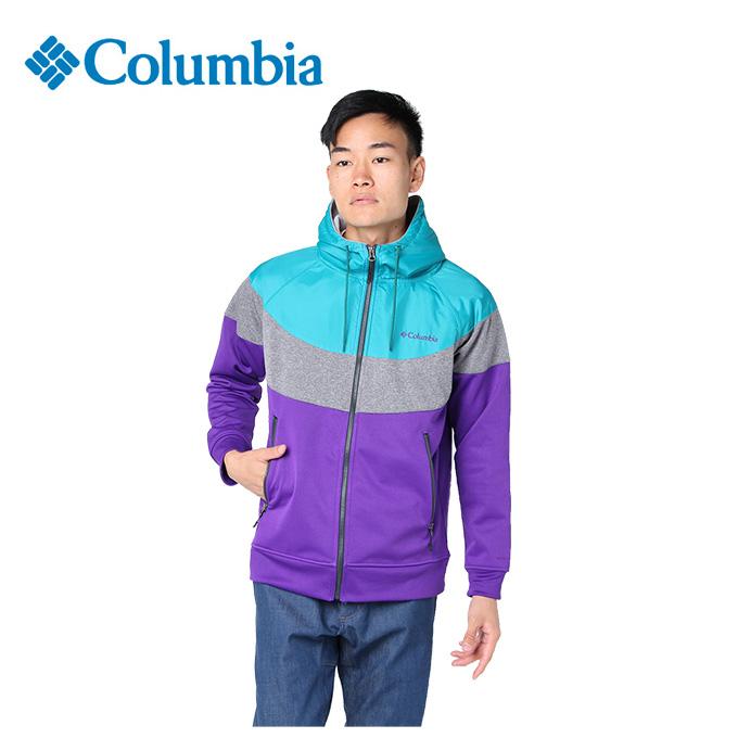 コロンビア スウェットジャケット メンズ レディース レッドテーブルパインズ PM1445 437 Columbia