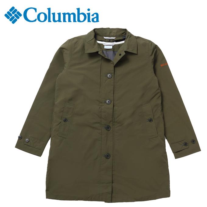 コロンビア アウトドア ジャケット レディース Torere Hill Women's Jacket トレレヒルウィメンズジャケット PL7065 383 Columbia