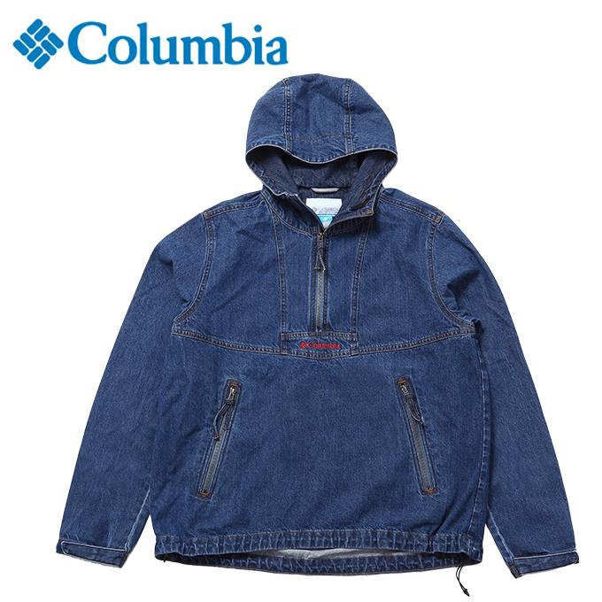 コロンビア アウトドア ジャケット メンズ サンタアンナデニムアノラック PM3413 469 Columbia