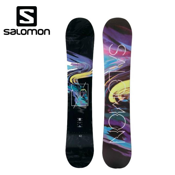サロモン スノーボード 板 レディース WONDER L39925500 salomon
