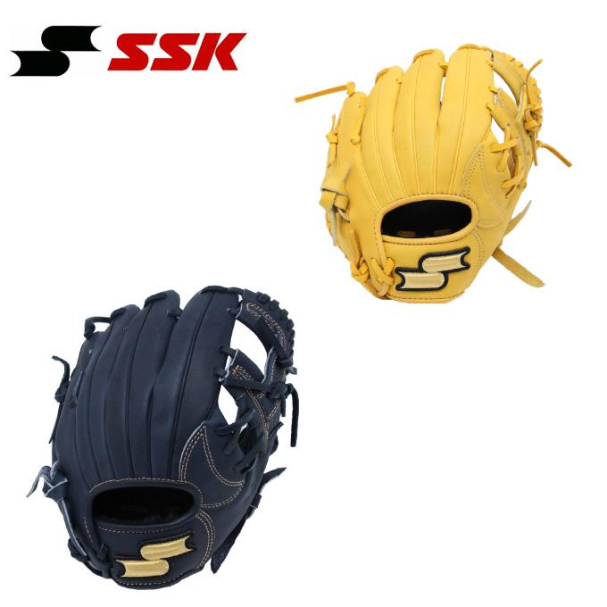 エスエスケイ SSK 野球 少年軟式グラブ オールラウンド用 ジュニア スーパーソフト SSJ841F
