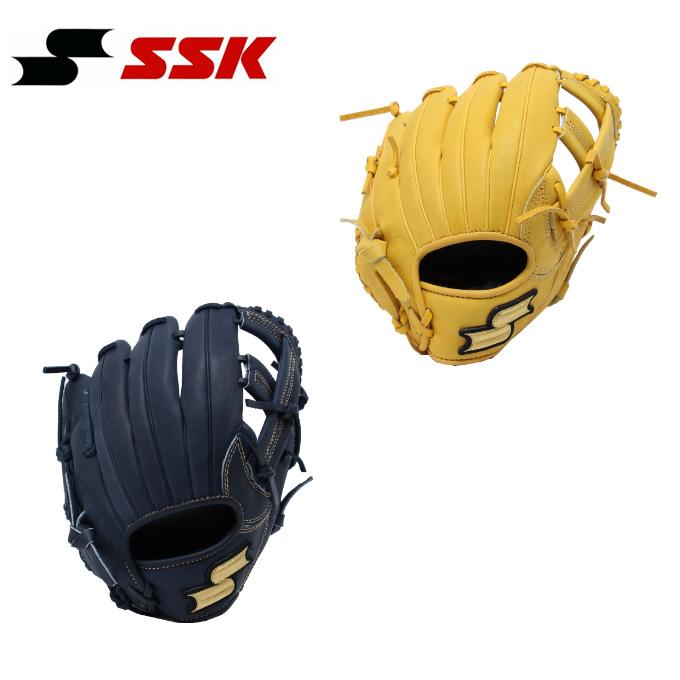 エスエスケイ SSK 野球 少年軟式グラブ オールラウンド用 ジュニア スーパーソフト SSJ851F