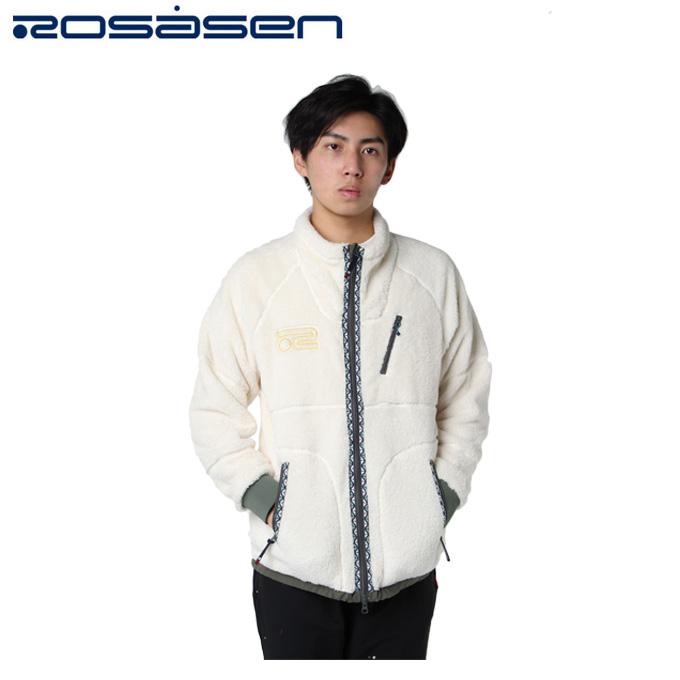 ロサーセン ROSASEN ゴルフウェア ブルゾン メンズ ウォームフリース 044-58010