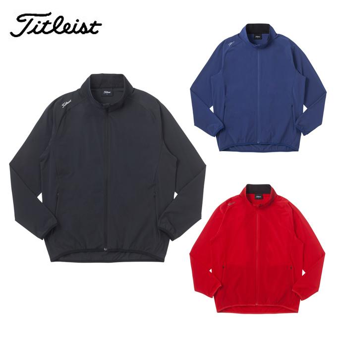 タイトリスト Titleist ゴルフウェア ブルゾン メンズ ライトウェイトジャケット TWMO1845