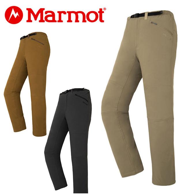 【クーポン利用で1000円引 3/4 20:00~3/11 1:59】 マーモット Marmot ロングパンツ メンズ Act Easy Warm Pant TOMMJD87