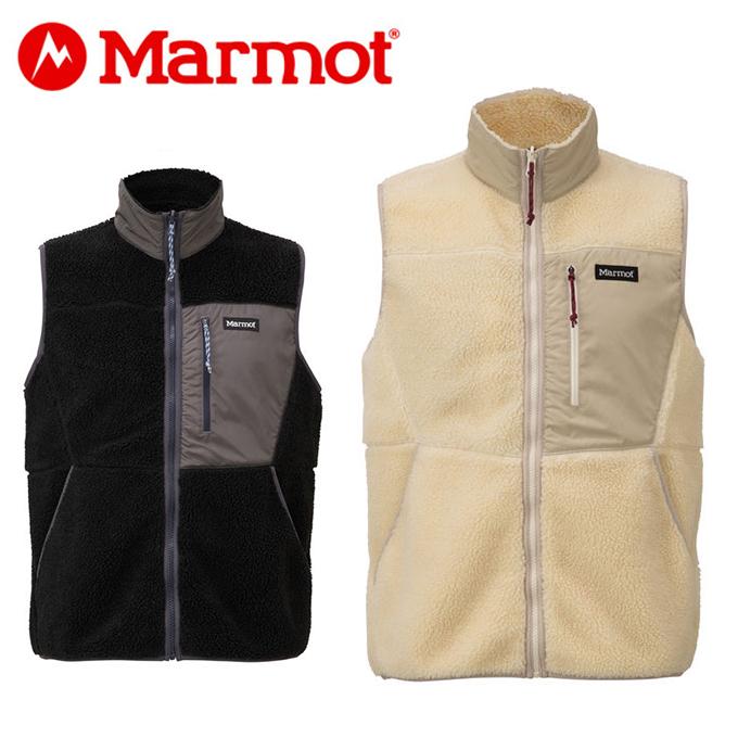 マーモット Marmot ベスト メンズ Sheep Fleece Vest TOMMJL43
