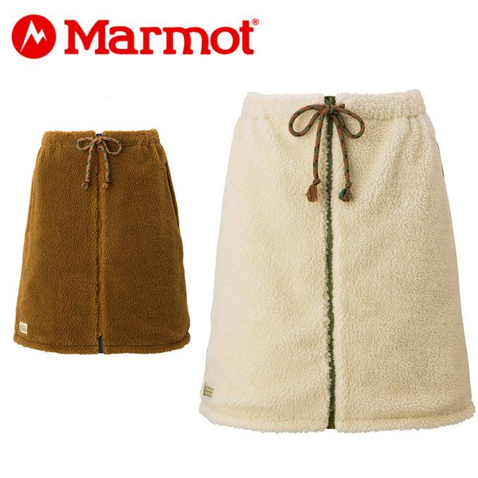 マーモット Marmot スカート レディース W's Reversible Skirt リバーシブル スカート TOWMJE96YY
