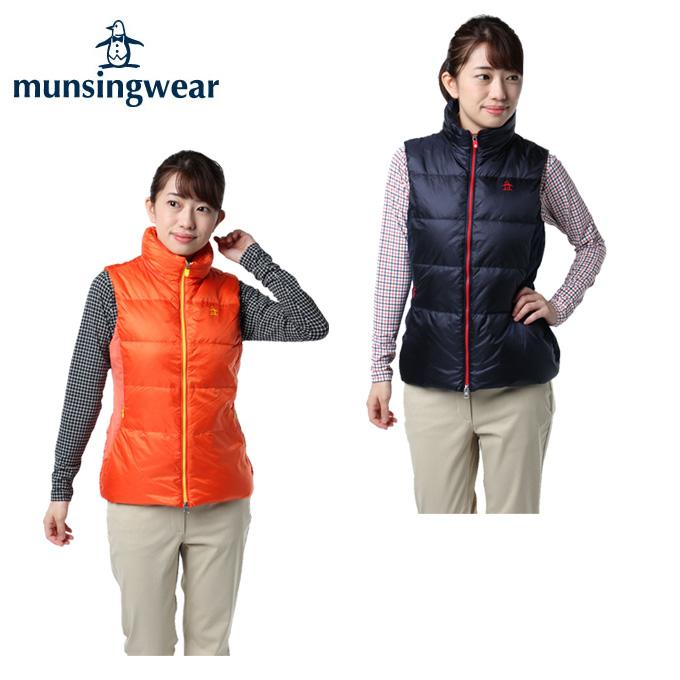 直送商品 マンシング Munsingwear マンシング ゴルフウェア ベスト レディース レディース 700フィルパワーパッカブルダウン Munsingwear MGWMJK50, ミササチョウ:7507fcaf --- business.personalco5.dominiotemporario.com