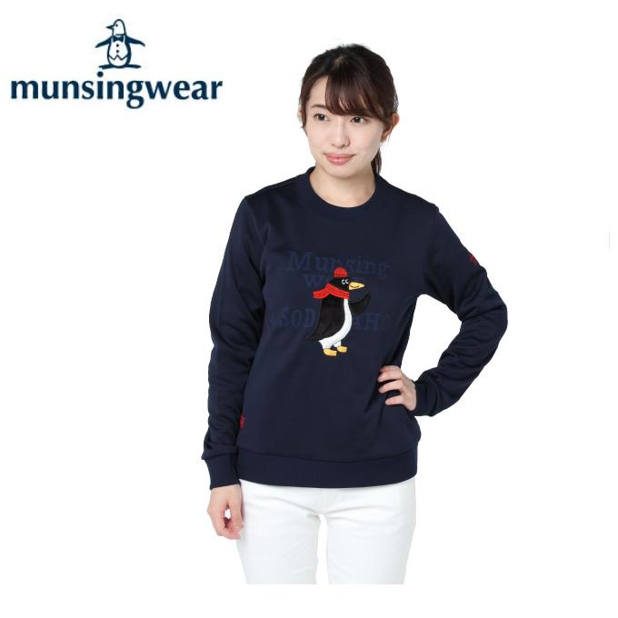 マンシング Munsingwear ゴルフウェア スウェット レディース SODEKAHOコラボカットソー MGWMGL52