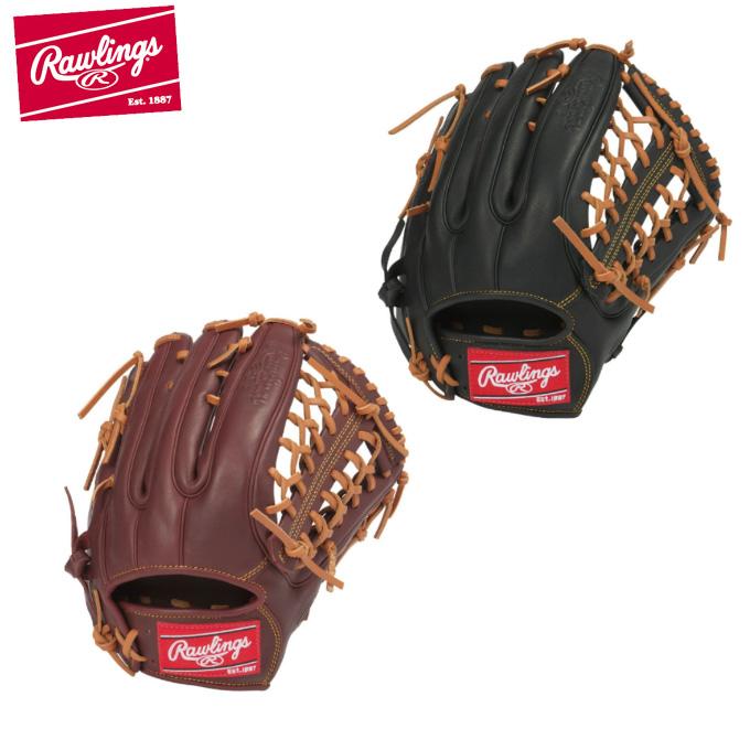 ローリングス Rawlings 野球 一般軟式グラブ 外野手用 メンズ レディース 軟式用HYPER TECH DP GR8FHT8