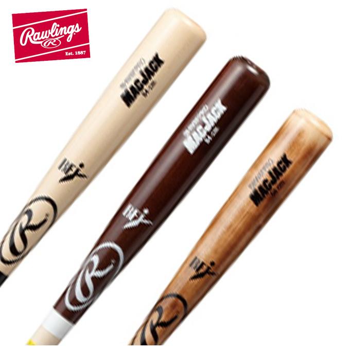 ローリングス Rawlings 野球 硬式バット メンズ レディース MAC JACK メイプル JAPAN 坂口選手モデル BHW8FPRO